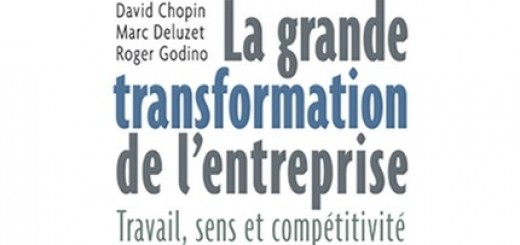 La grande transformation de l'entreprise