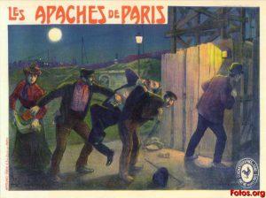 les apaches de Paris au 19e siècle