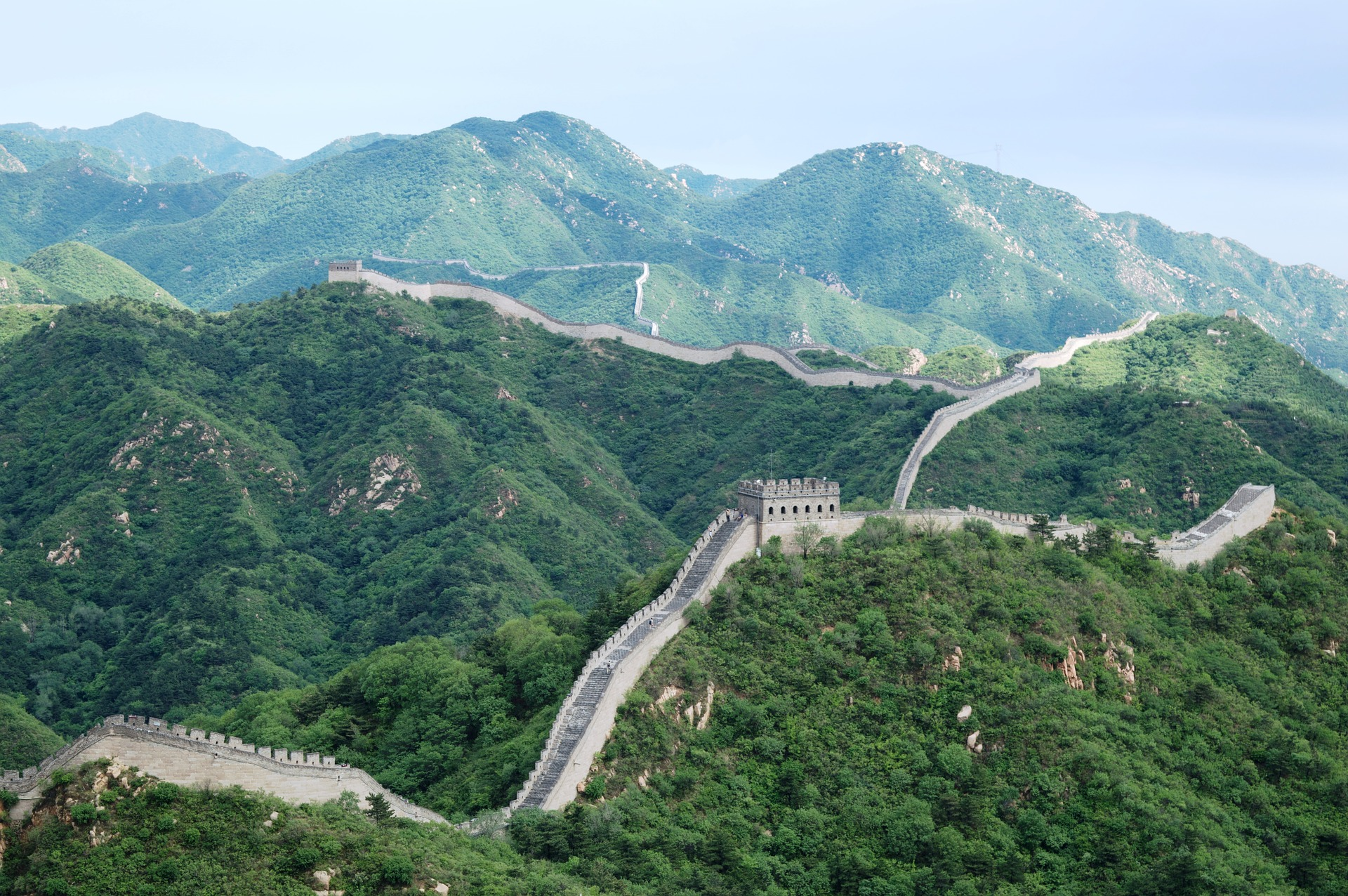 murailles de chine