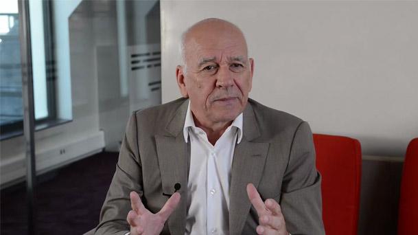 René Silvestre - Président du Réseau National des Pépinières d'Entreprises